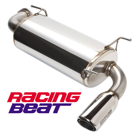 Racing Beat Miata Power Pulse exhaust