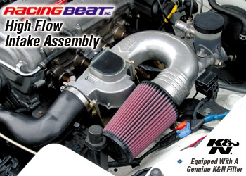 Racing Beat High Flow Inlet